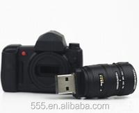 promotional products pvc usb stick camera