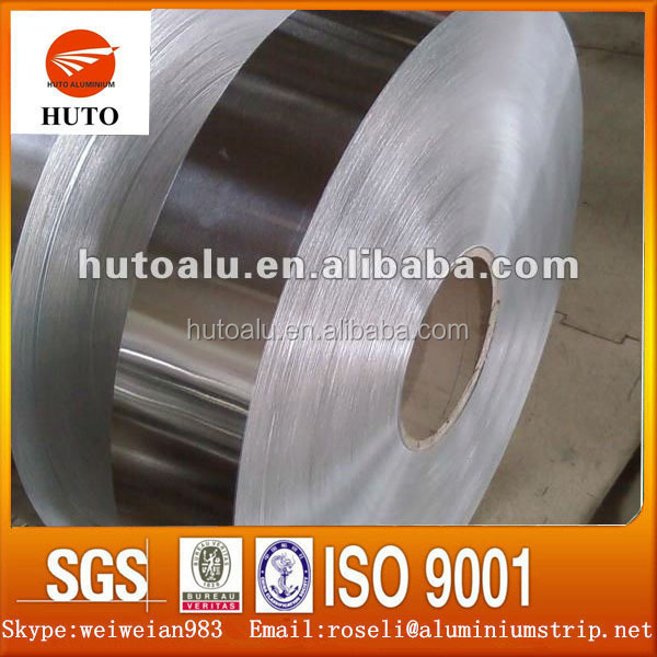 Aluminium Decorative Strips for Transformer Windings