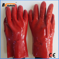 BSSAFETY factory price 2016 wholesale long rubber washing working gloves importers in usa