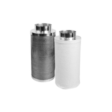 4 INCH ACTIVATED CARBON FILTER FOR VENTILATION WITH FRESH AND CLEAN AIR FLOW