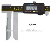 "120-320 15150mm/0.6-6"" New Type LCD Display Mechanical Slide Metric/Inch system Long Claw Inside Measurement"
