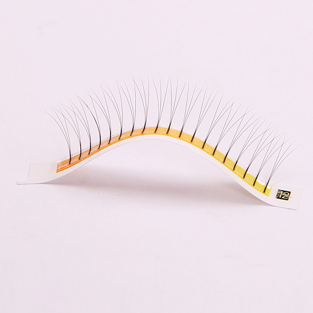 Buzz Lashes Premade fans 3D Volume Lashes W Lash Russian Volume Eyelash Extensions 3d Faux Mink Pre made Volume fans