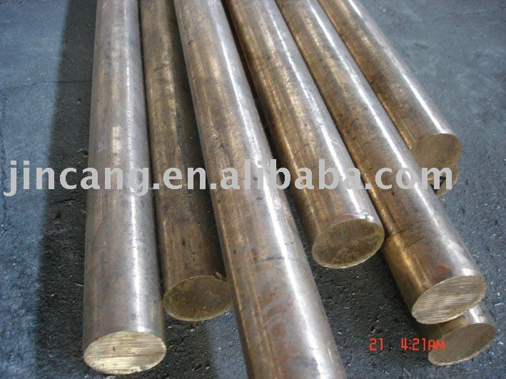 copper alloy PB4 Phosphor Bronze Bar Rod and tube , pipe