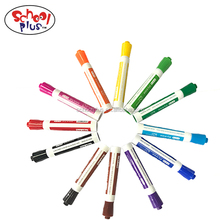 12 colors chisel tip jumbo dry erase whiteboard marker,dry erase markers