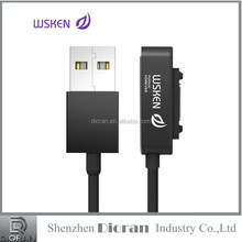 1m Cable Length Wsken Metal Magnetic Charging Cable Suit For Sony