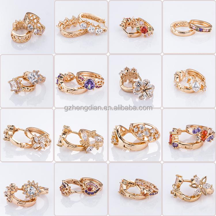 2017 Newest Unique newest design 14k gold jewelry wholesale, View ...