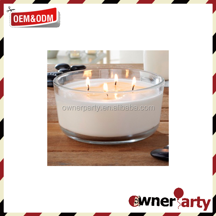 Customized Wholesale Eco Friendly Soy Candles