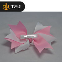 <<Top Selling Candy 3 Colored Hair Holders High Quality Fashion Viscose Accessories Barrette Bands Girl Women Hair Clips/