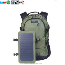 New arrival solar energy backpack guangzhou backpacks manufacturer