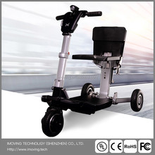 iMOVING X1 2017 new mini smart disabled electric folding car