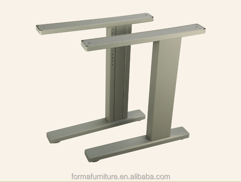 stainless steel table leg square table leg metal powder coated table leg10009P4