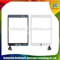 New Brand Touch Screen for ipad mini, For ipad mini Front Glass
