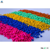HDPE Grade Engineering Plastic Color Masterbatch