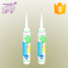 Room temperature curing neutral pouring silicone caulking