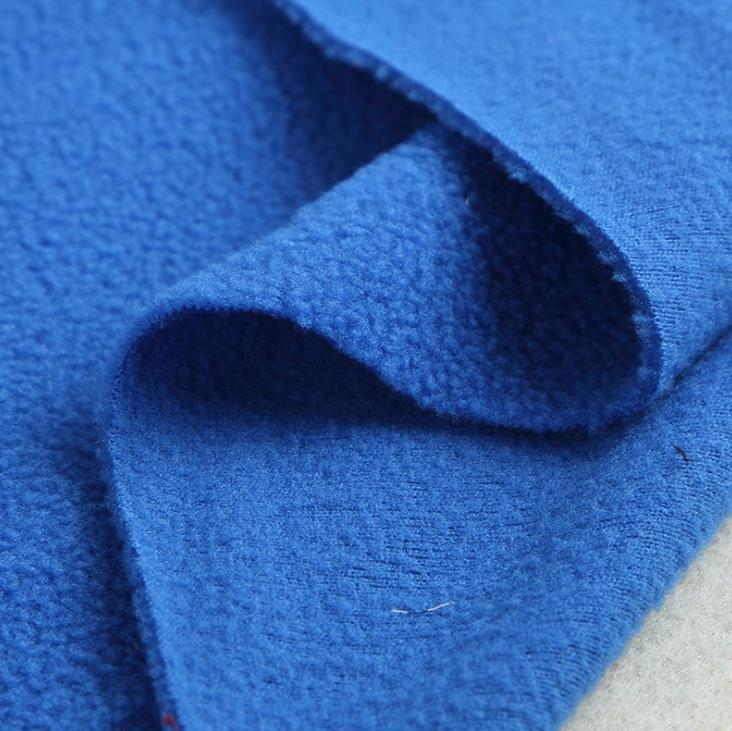 100% polyester knitted anti-pilling polar fleece for garment home textile sherpa fleece fabric