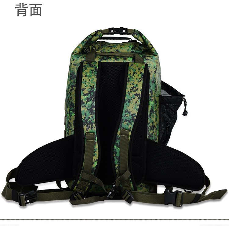 30L waterproof day trips Camouflage Camping Hiking shoulder outdoor sport backpack for men large for leisure outdoor