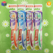 Hot sale innovative home gum massage adult toothbrush