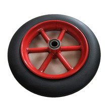 good quality china wheelbarrow wheels solid tire