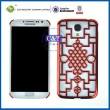 Palace Flower Hollow-Out Plating Hard Case Skin for samsung galaxy s4 i9500