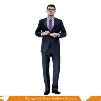 Fashion office uniform designs men hotel manager uniform