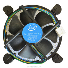 Intel copper core heatsink cpu cooling fan for g I3 I5 I7 series lga 1156 1155 1151 1150 intel processor