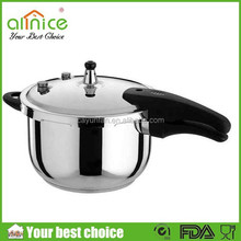 304 stainless steel pressure cooker / 20-26cm large pressure cooker / commercial pressure cooker