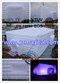 inflatable cube tent inflatable event tent inflatable tent