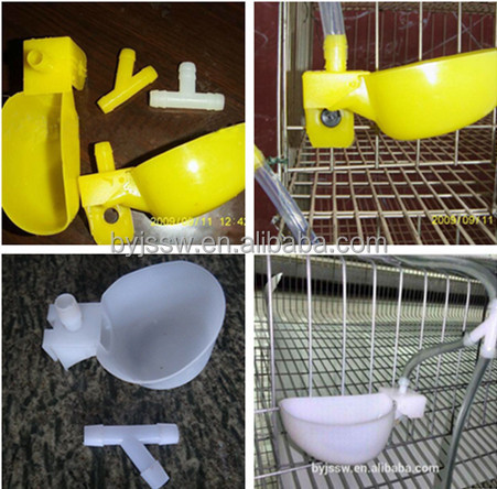 Automatic Poultry Nipple Drinker
