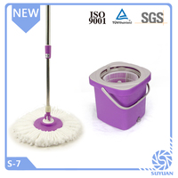 2014 new product magic mop trending hot products spin mop