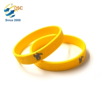 Sport Bangle Fashion Accessories Silicon Wristband