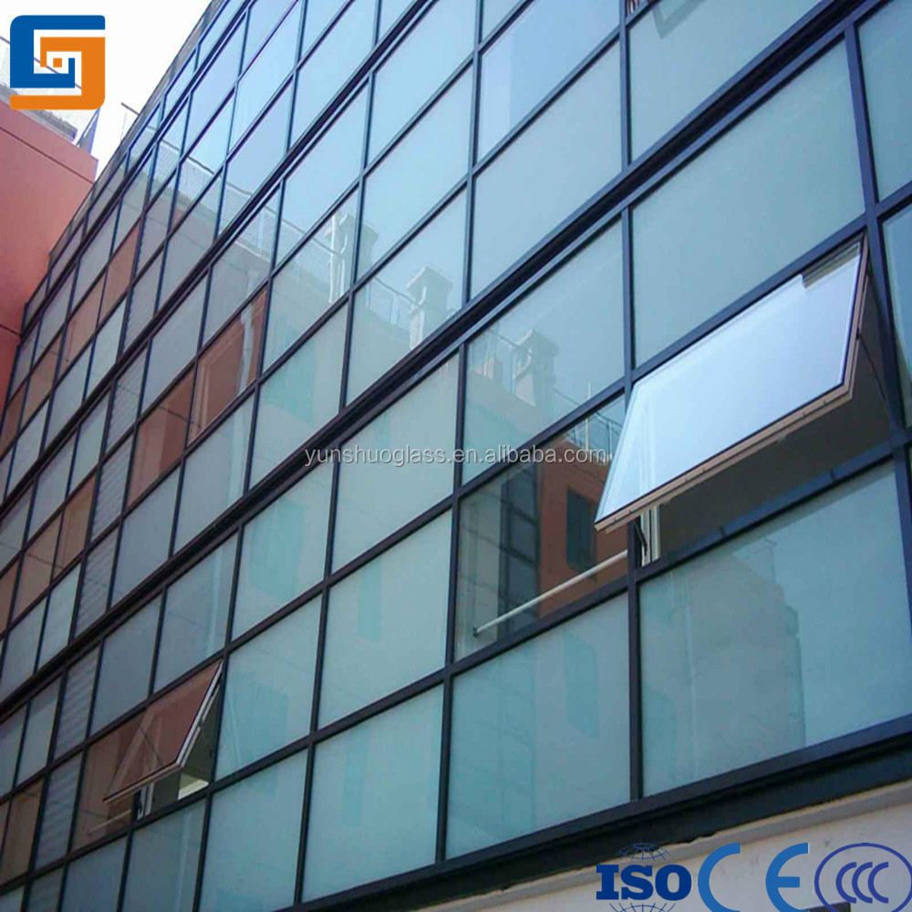 High quality colored double glazing,insulating glass,insulated Glass