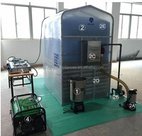 Cooking Fuel for Small Biogas Plant Application