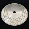 Cheap price modern good quality cutting disc glass free samples for stone