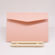 Art Paper Envelopes Custom Colored Foil Stamp A7 B6 B4 Printing Envelope