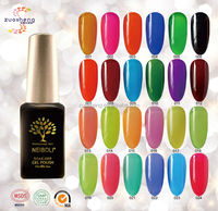 GMP factory fresh color glaze gel easy apply odorless color gel polish for nail