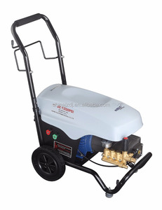 Automatic floor cleaning wheel water high pressure washer machine