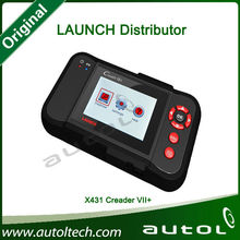 Original Creader7+ Code Reader Launch Creader VII+ Free Update Via Internet No Need Activation