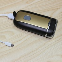 New portable travel power bank 5800mAh with Man's Shaver