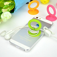 Promotion gifts fashion mobile phone stand newest ring shape multiple magnetic mobile phone holder