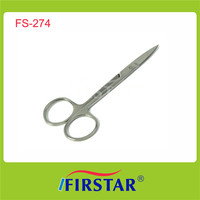 stainless steel medical surgical curved scissors with best quality