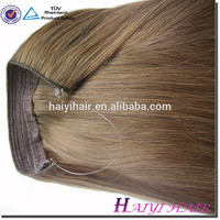 Top Remy Wholesale Remy Fish Wire Remy Hair Extension