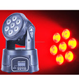 China LED lighting moving heads HI-COOL wholesale good price quad LED moving head lights