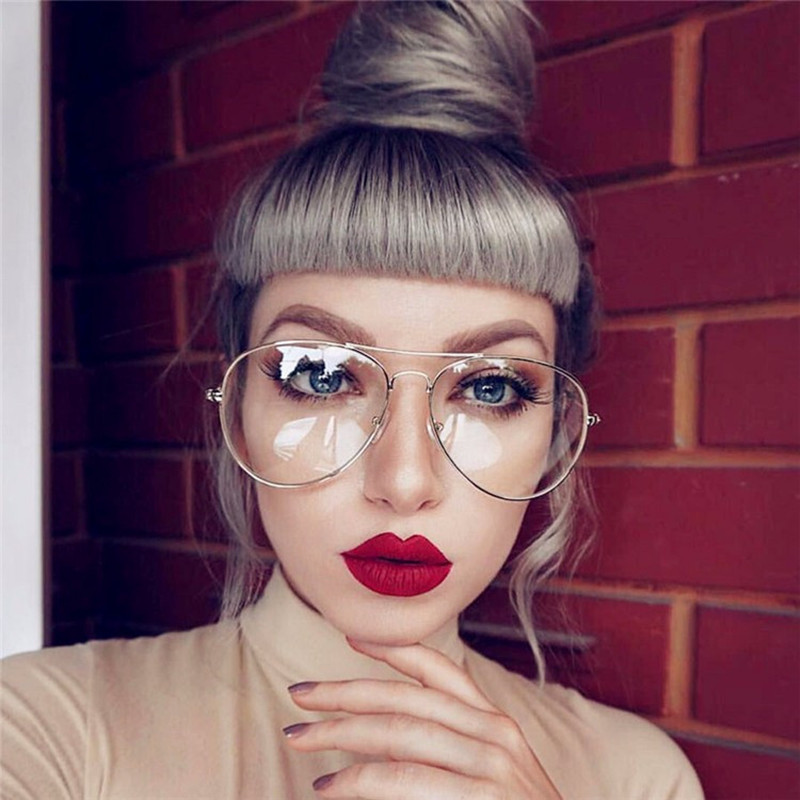 3025 Fashion Aviator Women Brand Designer Sun Glasses For Women Men Eyewear Frames Mirror Female Cheap fashion eyeglasses