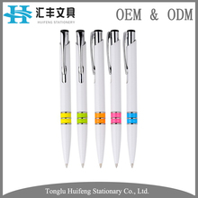 HF5267C OEM promotional branded office stationery biros with custom Logo