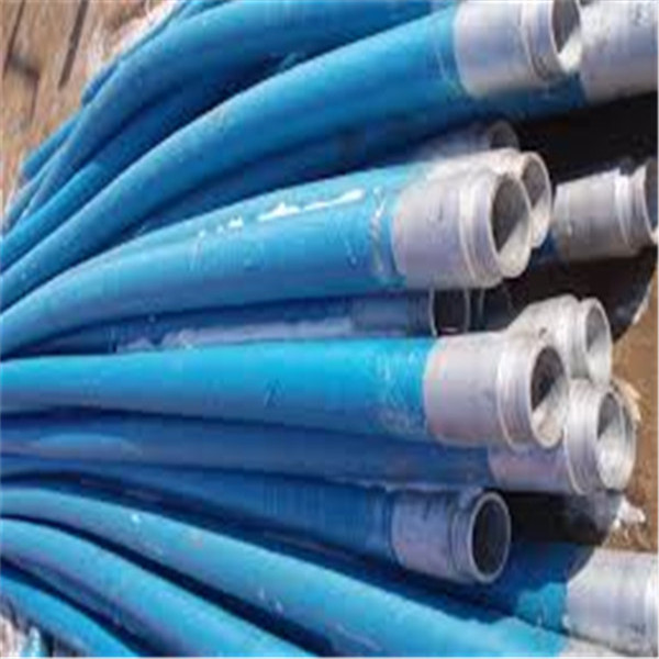 2.5 Inch High Pressure Flexible Rubber Hose for Concrete Pumping 85bar
