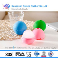 2015 dongguan wholesale food grade funny design silicone make your own ice tray