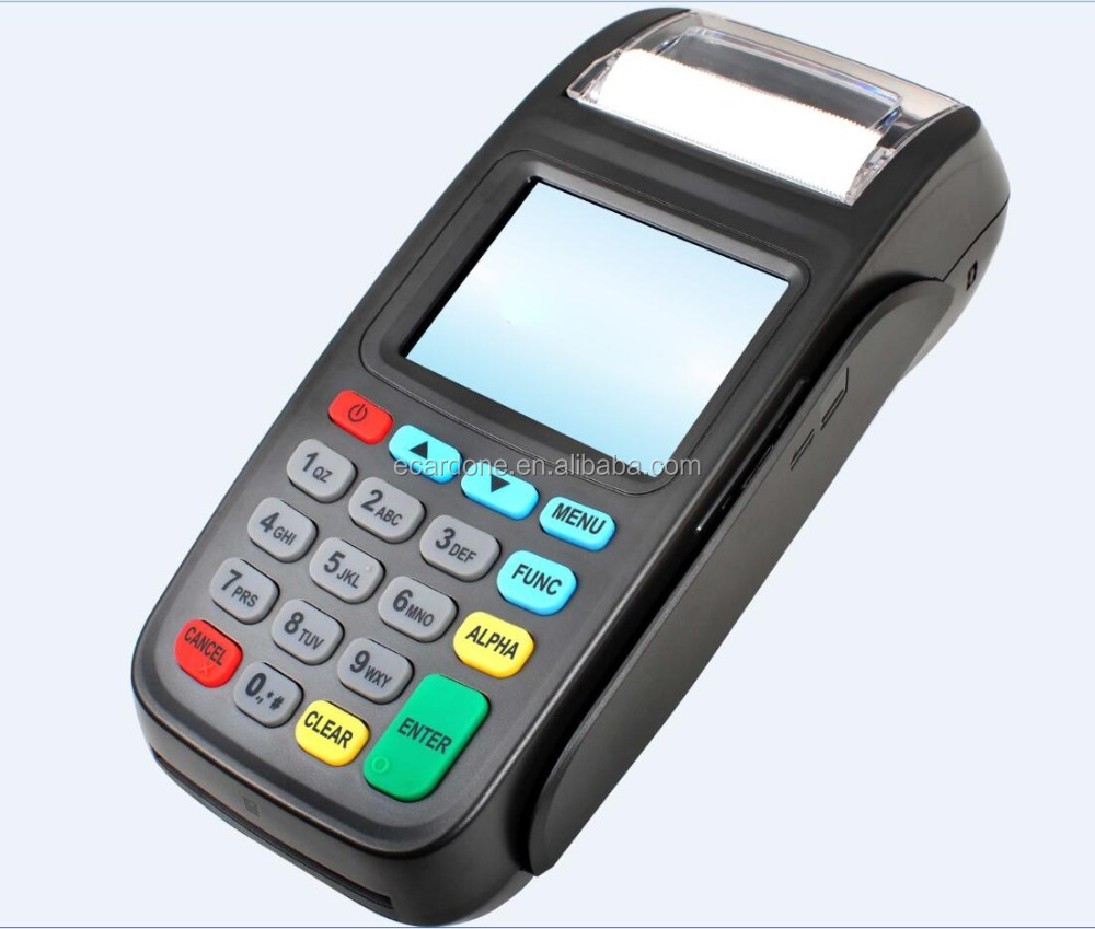 Android Handheld Mobile POS Terminal With WIFI NFC Reader