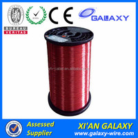 QA UEW 0.08mm 0.09mm 0.10mm SWG Enameled Copper Wire
