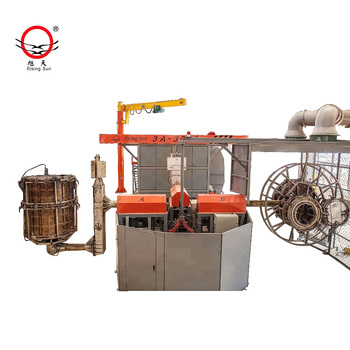 water tank making carousel rotational molding machine