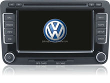 touch screen car dvd player for vw touran/passat/golf/polo gps car radio 3G WIFI